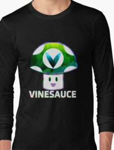 Vinesauce Glitch [UNOFFICIAL] Long Sleeve T-Shirt