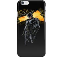 Detroit Knight Rises iPhone Case/Skin