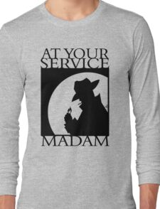 At your service Long Sleeve T-Shirt