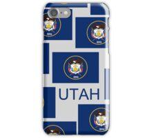 Smartphone Case - State Flag of Utah V iPhone Case/Skin