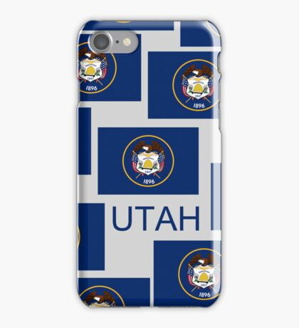 Smartphone Case - State Flag of Utah V iPhone Case/Skin