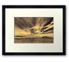 Baiona, Spain Framed Print