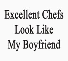 Excellent Chefs Look Like My Boyfriend  by supernova23