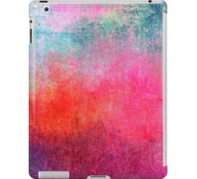 Crazy Abstract iPad Case Retro Cool New Grunge Texture iPad Case/Skin