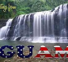 Greetings from Guam by leksele
