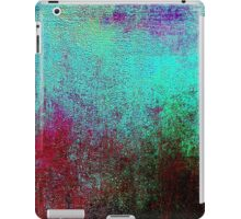 Abstract Crazy Colors iPad Case Retro Cool New Grunge Texture  iPad Case/Skin