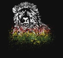 Reggae Lion- white by Dream-life