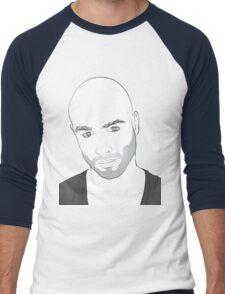 Vincent Men's Baseball ¾ T-Shirt