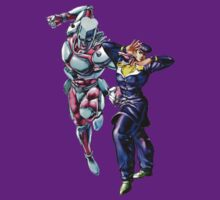 JoJo's Bizarre Adventure - Josuke Higashikata and Crazy Diamond by Ushiromiya
