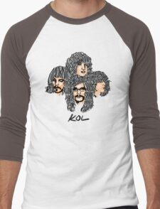 Kings of Leon Men's Baseball ¾ T-Shirt
