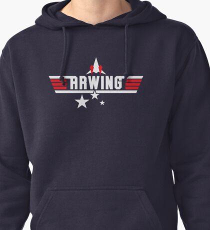 Arwing Pullover Hoodie