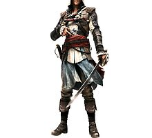 Edward Kenway...'nuff said by obdobuk