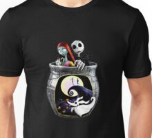 true romance skellington style Unisex T-Shirt