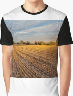 After The Harvest Graphic T-Shirt