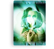 6520 Orchid Goddess Canvas Print