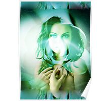 6520 Orchid Goddess Poster