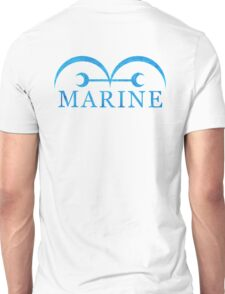 One Piece Marine Logo Unisex T-Shirt