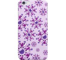 Purple Gems iPhone Case/Skin