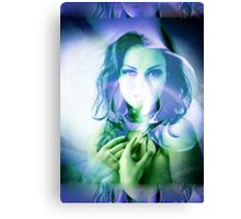 6520py Orchid Goddess Canvas Print