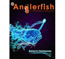The Anglerfish Issue 8 - Anglerfish Patronus Photographic Print