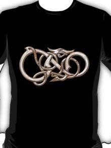 Viking Dragon in metal T-Shirt