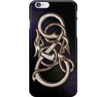 Viking Dragon in metal iPhone Case/Skin