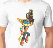 Q-Force Ratchet Unisex T-Shirt