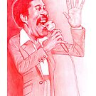 Richard Pryor by Matthew Hennen