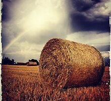 Haystack by Christophe Besson