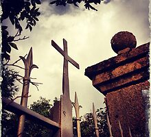 Cross by Christophe Besson