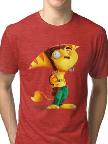 Ratchet le Derp Tri-blend T-Shirt