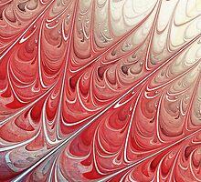 Red Folium by Anastasiya Malakhova