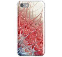 Red Folium iPhone Case/Skin