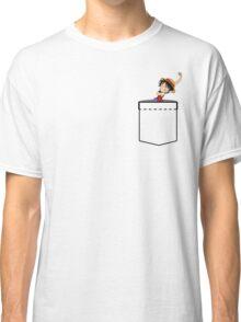 Pocket Luffy Classic T-Shirt