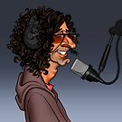 Howard Stern by Matthew Hennen