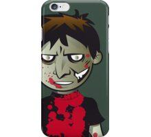 Zombie Boy iPhone Case/Skin