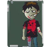 Zombie Boy iPad Case/Skin