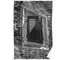 La finestra Poster