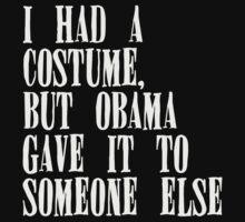 Halloween Costume by artvia