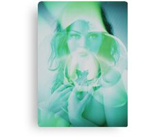 6523a Orchid Goddess Canvas Print