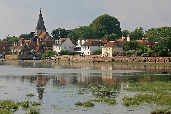Bosham Reflections by RedHillDigital