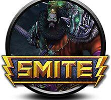 Smite Zhong Kui Logo by SellShirts