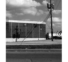 Shadowed Photographic Print