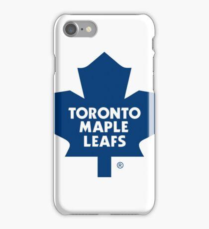 toronto maple leaf iPhone Case/Skin