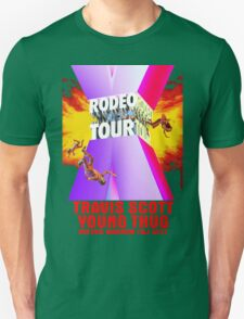 Rodeo Young Thug Travis Scott BDN1 (2) Unisex T-Shirt