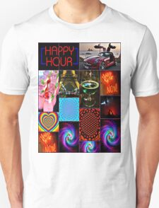 happy hour Unisex T-Shirt