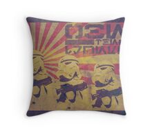 Obey the Imperial Throw Pillow