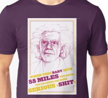 BACK TO THE FUTURE- DOC BROWN Unisex T-Shirt