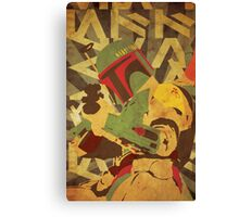 Any Means Necessary Canvas Print
