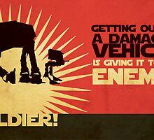 SOLDIER! by McPancak3s